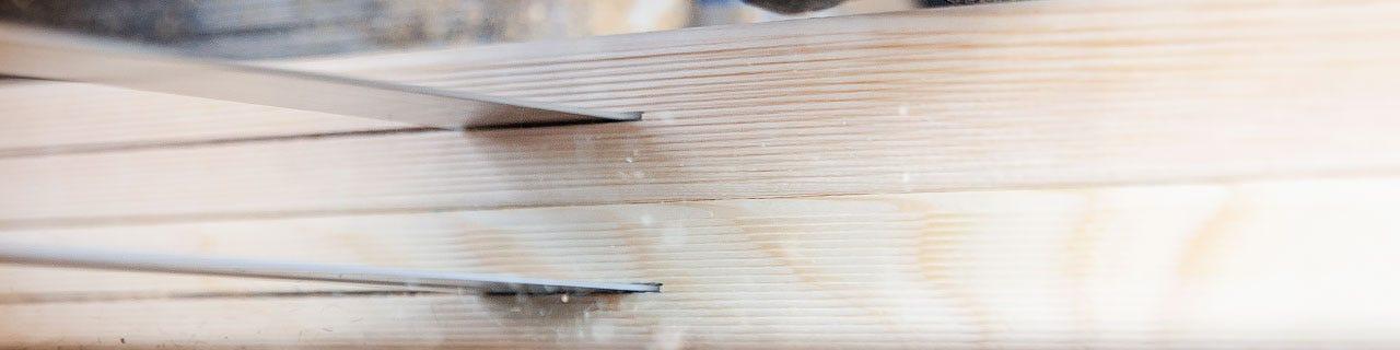 Dédoubleuses horizontales