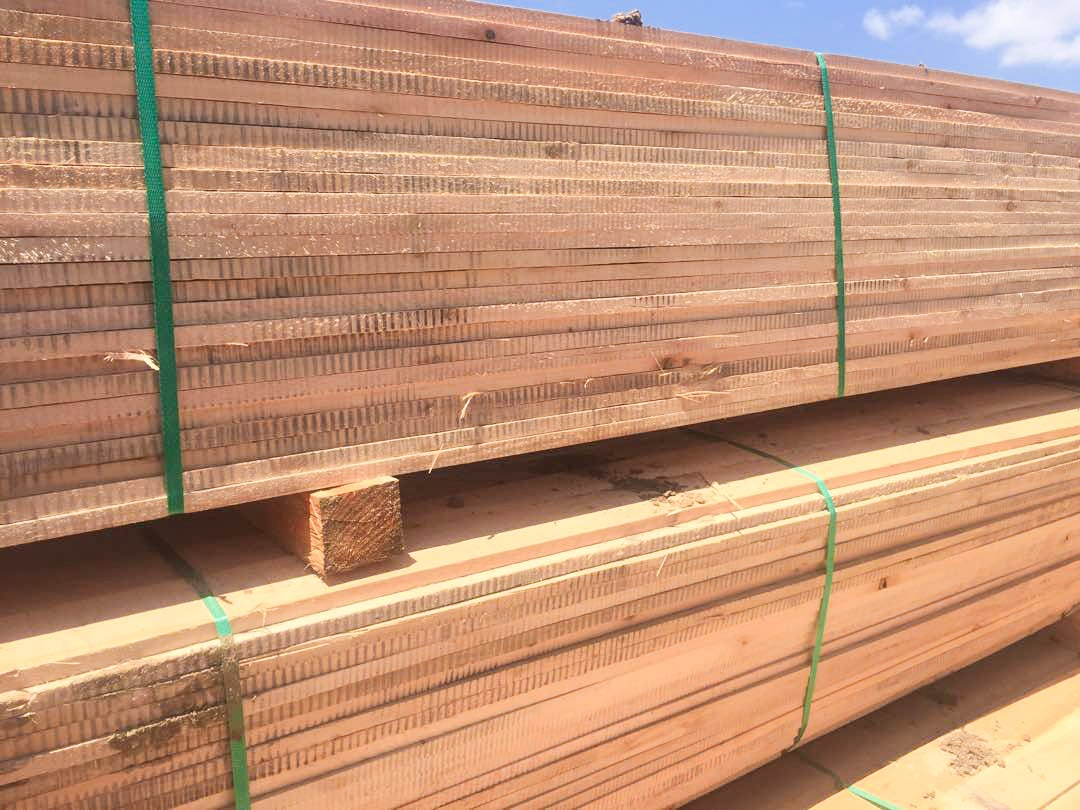 Product from the mill awaiting distribution to diverse destinations in Swaziland and beyond.